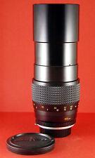 Exc+ Minolta MC Tele Rokkor-QF 200mm 1:3,5 - Sony - X-700 X-500 XD-7 XG-9 XG-M