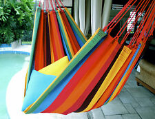 Watermelon Slice - Fine Cotton Classic Hammock, Made in Brazil