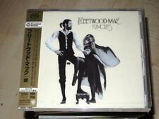 SACD Hybrid Multichannel Fleetwood Mac Rumours NEU Japan-Import Super Audio Gold