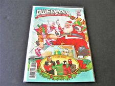 Gwenpool Holiday Special Merry Mix Up #1 -Modern Age, Marvel COMICS –2016 Comic.