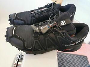 *originale* Salomon Speedcross 4 Gr. 39 1/3 (38) wie neu Laufschuhe Wanderschuhe