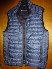 Sportswear Herren Steppweste Gr. 50 dunkelblau NEU