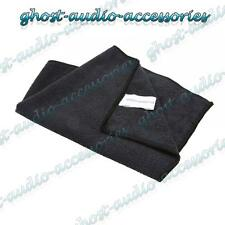 36x Black Car Cleaning Detailing Microfiber Soft Polish Cloths Lint Free Towels