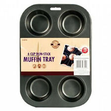 Non-stick Bun/Muffin Tray Baking Cake Pan Ovenware Brownies Biscuits Cookies