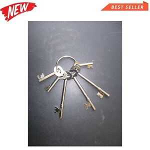 Fire brigade master key set