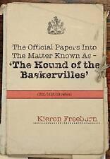 The Official Papers Into the Matter Known as -The Hound of the Baskervilles Dci1