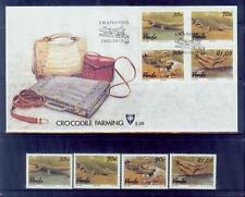 venda/1992 crocodyluses 4s+fdc/mnh.good condition