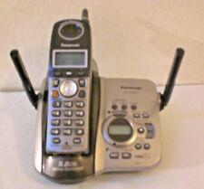 panasonic 5 8ghz cordless telephones and handsets ebay rh ebay com Panasonic Kx Phone Manual panasonic kx-tg5632 manual
