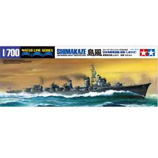 Tamiya 31460 Shimakaze Destroyer 1/700
