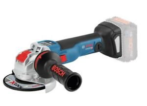 Bosch GWX 18V-10 SC X-Lock Cordless Angle 125mm DISC Grinder Bare Tool Body only