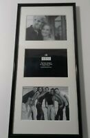 Burnes Of Boston Photo Frame Holds 3 Pictures