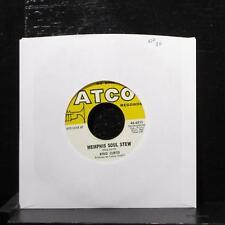 "King Curtis - Memphis Soul Stew / Blue Nocturne 7"" VG+ Vinyl 45 ATCO 45-6511"