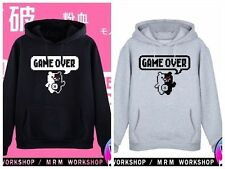 Winter Danganronpa monokuma Coat Anime Cos Sweater Jacket Hoodie Unisex  S-2XL
