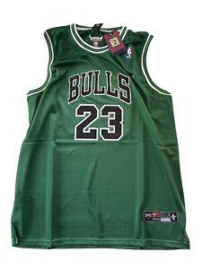 Green Michael Jordan NBA Jerseys for sale   eBay