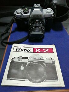 Pentax K2 DMD SLR Kamera