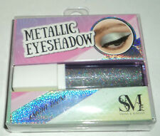 Smoke & Mirrors High Pigment Metallic Eyeshadow Knight Divine Nib