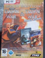 Warhammer 40.000: Dawn Of War - Gold Edition (PC, 2005, DVD-Box)