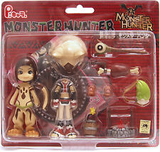 Pinky Street Pinky:st P:chara PC2021 Monster Hunter Mon Chan Figure Anime Japan