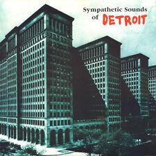 Sympathetic Sounds Of Detroit Vinyl LP Record! jack white stripes dirtbombs NEW!
