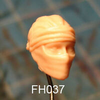 "FH037 Custom Cast Sculpt part Female head cast for use with 3.75"" action figures"