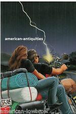 Dave David Mann Biker Art Motorcycle Poster Easyriders The Ride Chopper