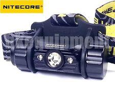 NiteCore HC50 Cree XM-L2 T6+Red LED 565lm 18650 Headlight Headlamp
