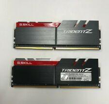 New listing G.Skill Trident Z 16Gb (2 x 8Gb) 288-Pin 3400 Mhz Ddr4 Memory F4-3400C16D-16Gtz