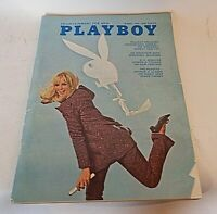 Vintage Playboy MAGAZINE - March, 1969, CF Kathy MacDonald, Arthur C. Clark