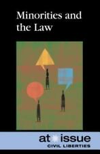 At Issue Civil Liberties Minorities and the Law 2015 Hardcover Opinions Research
