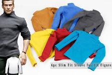 mcs0141 6 pc THE VOGUE Fashion Long Sleeve Set for 1/6 Figure
