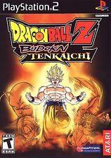Dragon Ball Z: Budokai Tenkaichi - Playstation 2 Game Complete