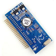 """NEW 2.5"""" IDE 44 Pin To 1.8"""" 16 Pin Micro SATA Adapter Converter Card JM20330"""