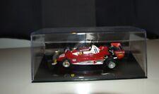 Niki Lauda Ferrari 312 T2 WC 1977 TESTCAR 1:43 Hotwheels