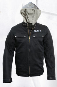 Mens - Bull-it Motorcycle Covec Denim SR6 Carbon Jacket