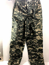 Trousers, Combat Army Uniform (Green Camouflage, X-Small / X-Short)