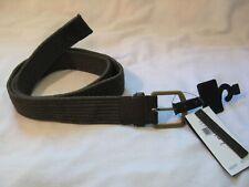 Polo Ralph Lauren Men's Stretch Cotton Belt NWT M Camo Green