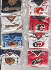 2007-08 UD Mini Jersey Lot of 59 SEALED  NO DUPES