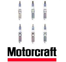 Motorcraft SP-435 SPARK PLUGS Set of 6 Plugs