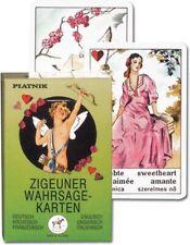 Karty tarot Wrozby cyganskie PIATNIK