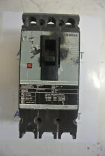 Siemens HHED63B015 15A 600V 3P Circuit Breaker Type HHED6