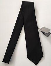 Tom Ford Black Tonal Herringbone Necktie Wedding Father's Day NWT $250 Retail