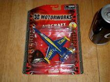 F-18C HORNET FIGHTER PLANE, MAISTO TOY / MOTORWORKS, DIE CAST METAL TOY