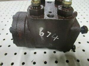 For Case IH 674 Steering Orbitran Unit in Good Condition