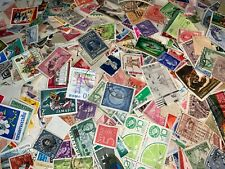 400 Worldwide Lot/Collection Of Stamps with Special Bonus