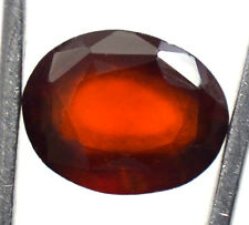 AGSL Certified 4.15 Ct Natural Orange Ceylon Hessonite Garnet Untreated GemStone