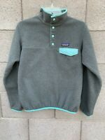 Patagonia Women's Lightweight Synchilla® Snap-T® Fleece Pullover Size S