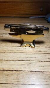 CASE XX USA 6275 SP BROWN PICK BONE MOOSE 1979 USA MADE