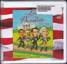 Lives of the Presidents by Kathleen Krull (2011, CD, Unabridged) Fame & Shame