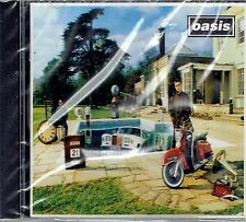CD - OASIS -Be Here Now