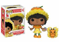 "STRAWBERRY SHORTCAKE - SCENTED ORANGE BLOSSOM & MARMALADE 3.75"" POP FIGURE"